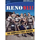 Reno 911 - The Complete First Season - movie DVD cover picture