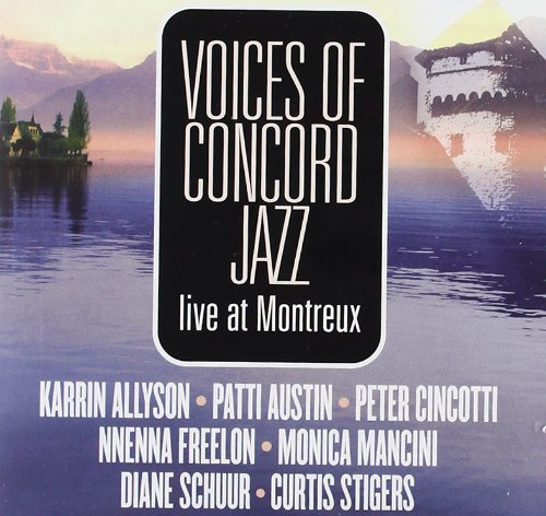 Various Artists: Voices of Concord Jazz: Live at Montreux