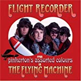 Cubierta del álbum de Flight Recorder: From Pinkertons Assorted Colours To The Flying Machine