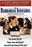 The Barbarian Invasions (Les Invasions Barbares) - movie DVD cover picture