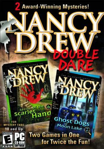 Nancy Drew:   Double Dare Compiliation by Atari (CD-ROM )