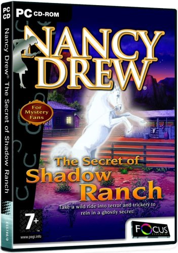Nancy Drew: The Secret of Shadow Ranch by Her Interactive (CD-ROM)
