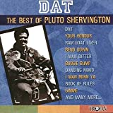 Skivomslag för Dat - The Best of Pluto Shervington