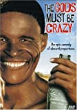 The Gods Must Be Crazy - movie DVD cover picture