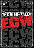 The Rise and Fall of ECW - movie DVD cover picture