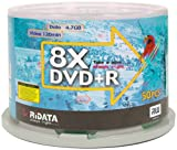 Ridata DVD+R 8x 50-pack Spindle