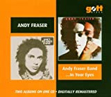 Copertina di album per Andy Fraser Band/...In Your Eyes