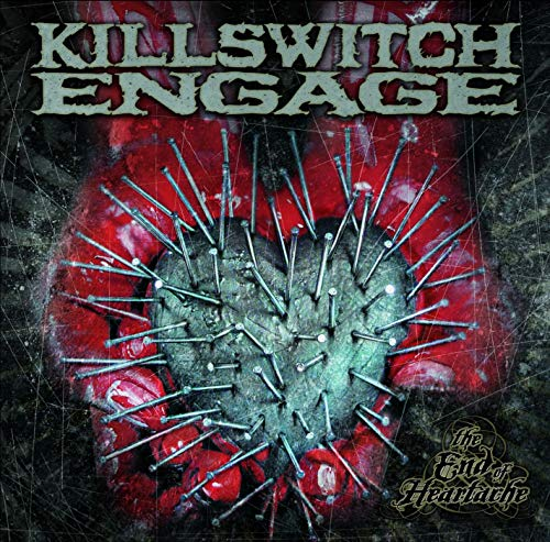 Killswitch Engage - The End of Heartache Lyrics - Zortam Music