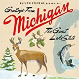 Album cover for Greetings from Michigan The Great Lakes State