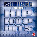 Pochette de l'album pour The Source Presents Hip Hop Hits, Volume 8