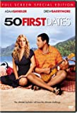50 First Dates (Full Screen Special Edition) - movie DVD cover picture
