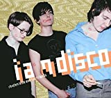 Capa de I am Disco
