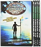 Survivor - The Complete First Season - movie DVD cover picture