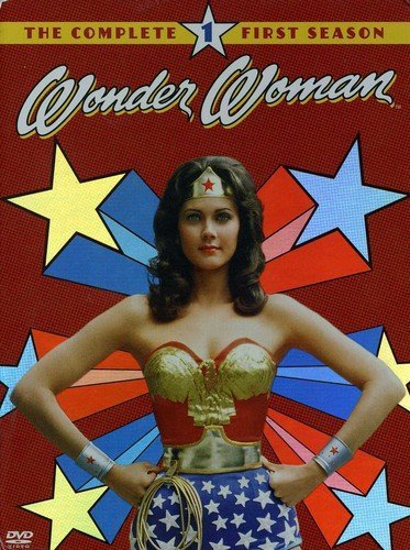 The New Adventures of Wonder Woman Season 1 cover