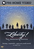 Liberty - The American Revolution - movie DVD cover picture