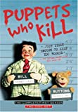 Puppets Who Kill - movie DVD cover picture