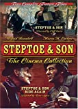 Steptoe and Son/Steptoe and Son Ride Again - movie DVD cover picture