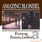 Album cover for Evensong/Fantasia Lindum