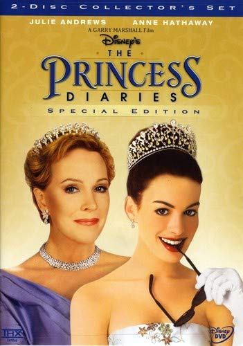 The Princess Diaries (Special Edition) (2001)  Julie Andrews, Anne Hathaway