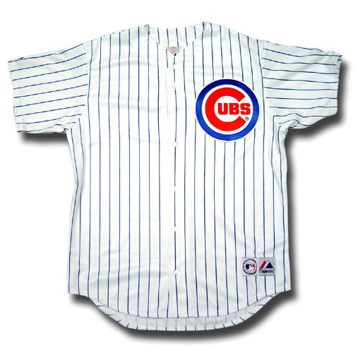 warrior sports jersey. Cubs MLB Replica Jersey
