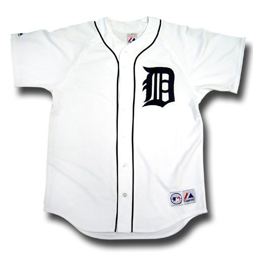warrior sports jersey. Tigers MLB Replica Jersey