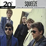 Skivomslag för 20th Century Masters - The Millennium Collection: The Best of Squeeze