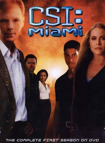 C.S.I. Miami - The Complete First Season DVD