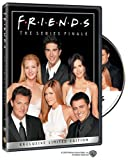 Friends - The Series Finale (Limited Edition) - movie DVD cover picture