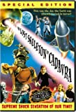 The Lost Skeleton of Cadavra - movie DVD cover picture