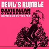 Cover de Devil's Rumble: The Davie Allan & the Arrows Anthology