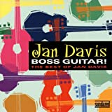 Capa de Boss Guitar! The Best of Jan Davis