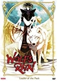 Wolf's Rain - Leader of the Pack (Vol. 1) - movie DVD cover picture