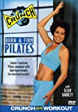 Crunch - Burn & Firm Pilates - movie DVD cover picture