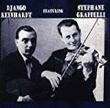 Album cover for Featuring Stephane Grappelli