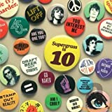 Pochette de l'album pour Supergrass Is 10 (Best Of 94 - 04)