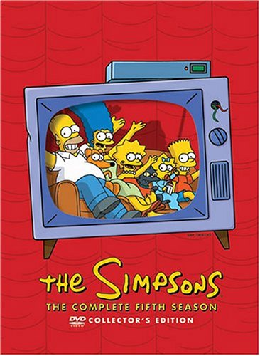 The Simpsons - Season 5 DVD