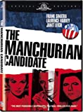 The Manchurian Candidate (Special Edition) - movie DVD cover picture