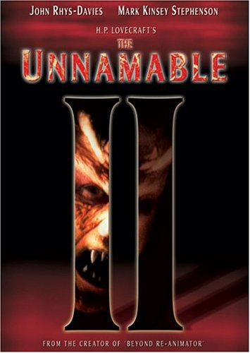 The Unnamable II: The Statement of Randolph Carter / Безымянное 2 (1993)