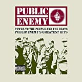 Capa do álbum Power to the People & The Beats: Public Enemy's Greatest Hits