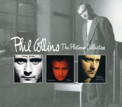 Phil Collins - The Platinum Collection (disc 2: No Jacket Required)