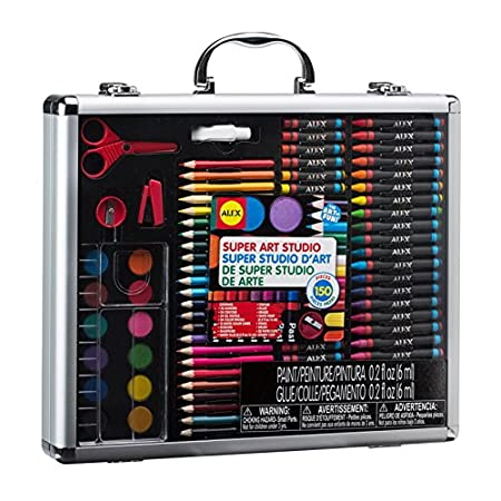 Super Art Studio 152pc Set