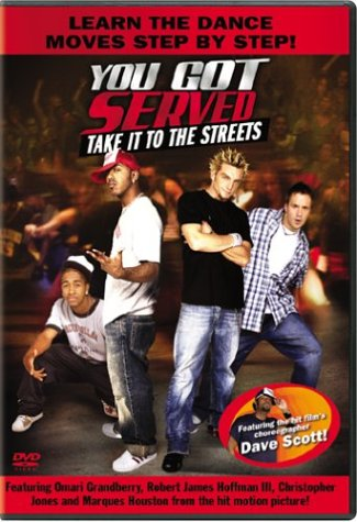 You Got Served - Take It to the Streets  DVD