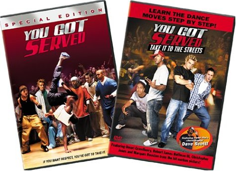 You Got Served / You Got Served - Take It to the Streets  DVD