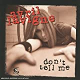 Don't Tell Me [UK Single]