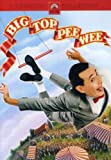 Big Top Pee-Wee - movie DVD cover picture