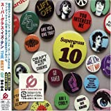 Pochette de l'album pour Supergrass Is Ten: Best of 1994-2004
