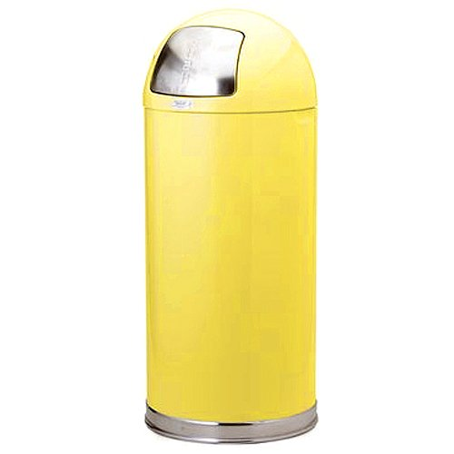 16 step trash can pop can