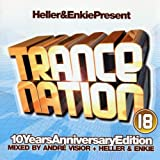 Album cover for Trance Nation 18 (disc 3)