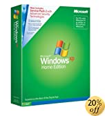 Microsoft Windows XP Home Edition FULL VERSION with SP2