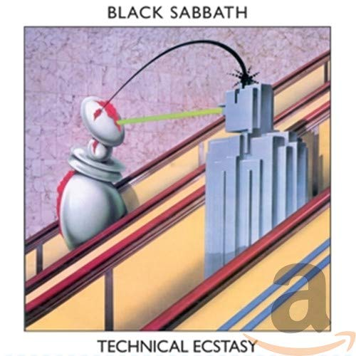 Black Sabbath - Technical Ecstasy - Zortam Music